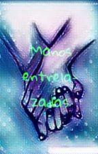 Manos entrelazadas by AllenchanArmstrongUr