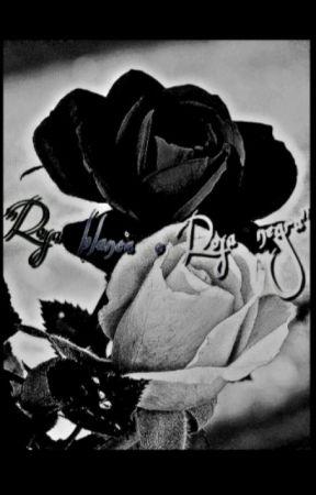 ¿Rosa Blanca o Rosa Negra? by LuceroG121
