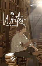 Mr.Writer ( On- Hold ) by aeraceles_