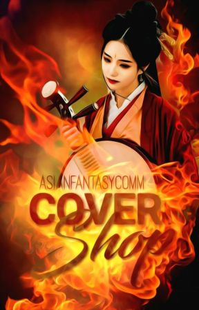 Cover Shop by AsianFantasyComm