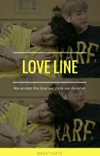 [CHANBAEK] Love Line ✔ by baektivate