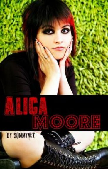 Alica Moore (more creative title willl come later :p )