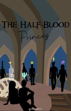 The Half Blood Princes {Book 2} by pearjam111