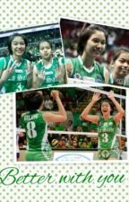 BETTER WITH YOU KaRa <3 (Mika Reyes And Ara Galang FanFic) by artstring