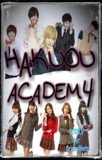 Hakuou Academy by crazylhots
