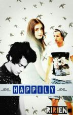 Happily // Harry Styles - Louis Tomlinson by ohmyxstyles
