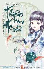 [ EDIT] Thiên Kim Hạ Phủ - Cống Trà by Nguyenshiro