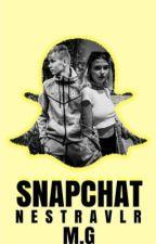 Snapchat - M.G  AFSLUTTET by nestravlr