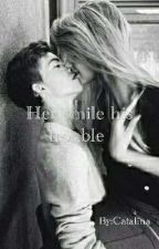 Her smile his trouble  by Catalina__28