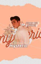 mysteric » nine percent ☑ by zhxngj