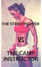 Fighter Vs. Camp Counsellor by aloha_kono
