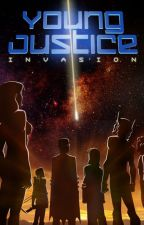 Young Justice x Male Reader by sigmar2001