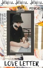 Love Letters 2《》Suga [Bts] by MeYoAC
