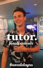 tutor. // jonah marais by therealelayna
