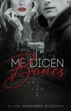 Me dicen Bones (#1 - HB) +18 by QueenMichelleOda