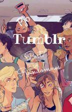 Percy Jackson Tumblr Post by Thecrazyweirdgirl