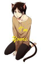 {Neko Eren x Reader!} I'm Yours... by Luna_Yakamoto