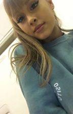 Ariana Grande's Little Sister by hcneymon