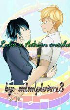 Luka x Adrien oneshots by mlmlplover18