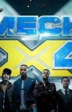 Mech x4 (Ryan Walker X reader) by AshleyFord21