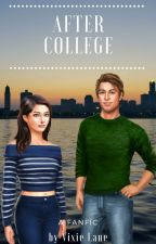 After College Vixie and Chris Powell's life HARTFELD  by VixieLane