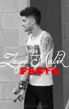 Zayn Malik Facts by StylesFantesy