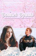 Scarlet Spirals • ScarletAmerica  by pastelthorns
