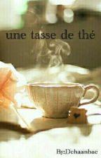 Une tasse de thé by Dehaanbae