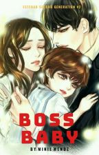 BOSS BABY (Esteban Third Generation: Jace Harvy)  by MinieMendz