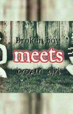 Broken Boy Meets Broken Girl L.H. [5SOS FANFIC] by JanuaryVi_18