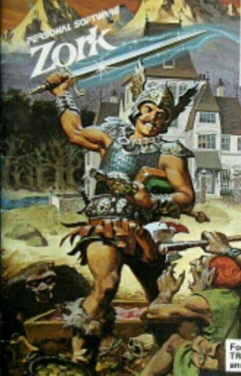 The great underground empire of Zork - backslashmatrix - Wattpad