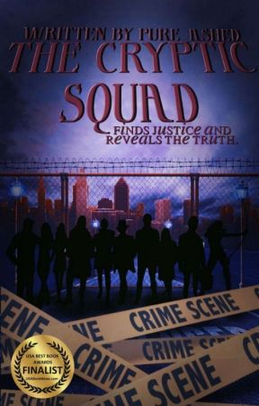 THE CRYPTIC SQUAD  by Pure_Ashed