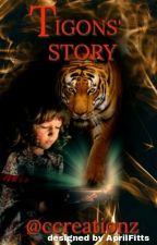 A Tigon Story  by ccreationz