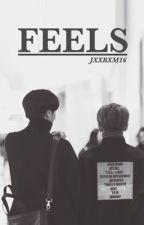 ✧; feels || yugbam by jxxbxm16