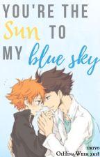 You're the Sun to my Blue Sky || OiHina Week 2k18 by __hikikomori