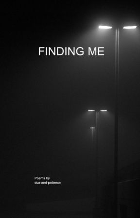 FINDING ME by raincoffeenbooks