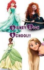 Disney High School by MissLolZiPan