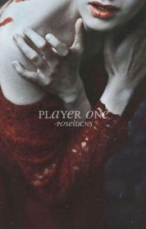 player one | original  by -poseidcns