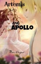 Artemis and Apollo by Doubted_Name
