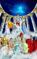 💖olimp✨ la escuela de los dioses (saint seiya y tu) by Ayanonallera