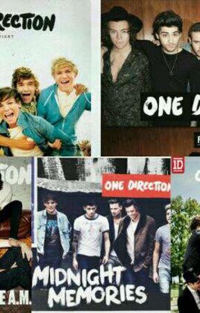 One Direction Lyrics by SabrineJamali