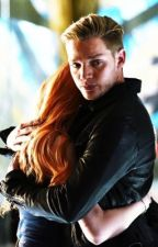 Clary and Jace  by ShadowHunterFanClace