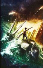 Saving Olympus Book 1: The Lightning Thief by Nidus30
