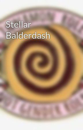 Stellar Balderdash - Fun Puns!! (gAy!) - Wattpad