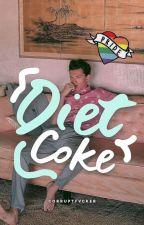 DIET COKE  ━  TOM HOLLAND by corruptfvcker