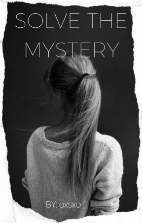 Solve the Mystery | Garroth X Reader - Book 2 {discontinued} by _aglowscarlet_