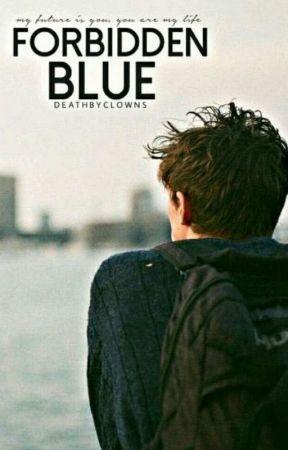Forbidden Blue || H2OVanoss by deathbyclowns