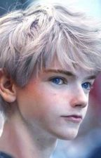 Jack Frost imagines by AppleWhite1501