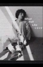 What felt like love ~ Finn Wolfhard by finnw0lfhard0fficial