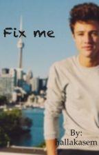Fix me! by hallakasem
